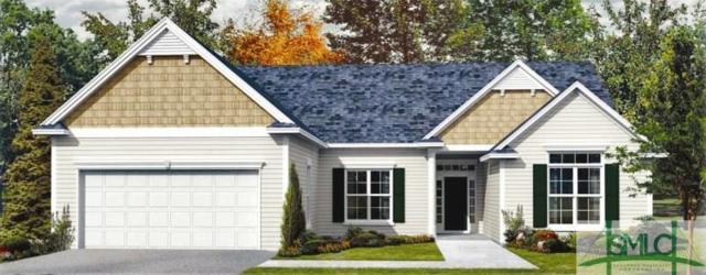 81 Melody Drive, Pooler, GA 31322 (MLS #184357) :: Coastal Savannah Homes