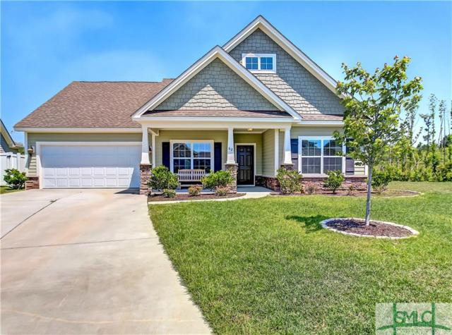 62 Belle Gate Court, Pooler, GA 31322 (MLS #184379) :: Coastal Savannah Homes