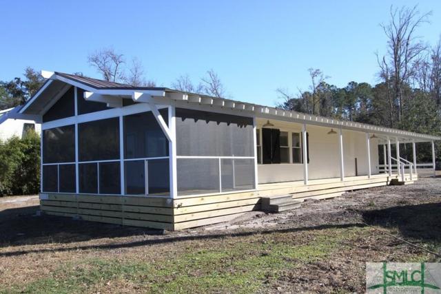 175 E 1st Street, Midway, GA 31320 (MLS #184398) :: Coastal Savannah Homes