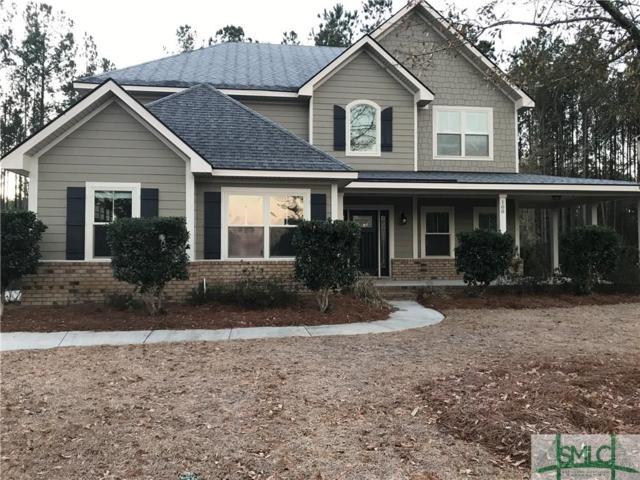 100 Jay Court, Guyton, GA 31312 (MLS #184437) :: The Arlow Real Estate Group