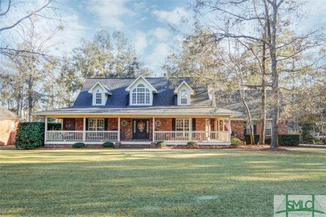 181 Kolic Helmey Road, Guyton, GA 31312 (MLS #184461) :: Coastal Savannah Homes