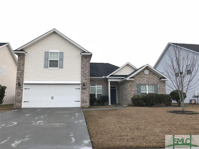 233 Harmony, Pooler, GA 31322 (MLS #184471) :: Coastal Savannah Homes