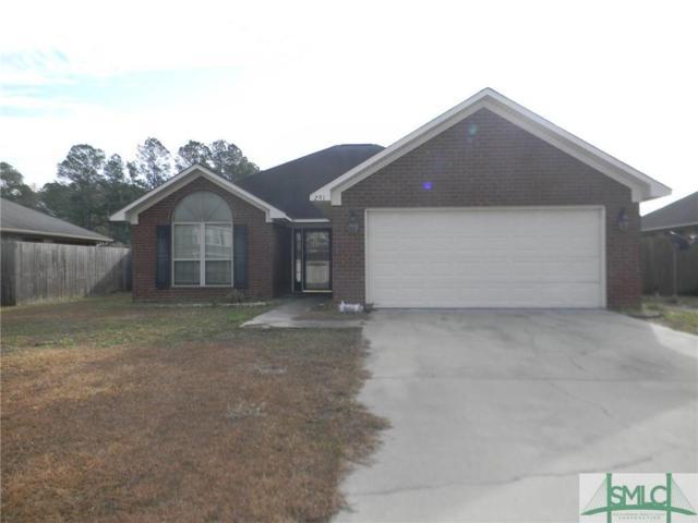 291 Gloucester Drive, Midway, GA 31320 (MLS #184498) :: Coastal Savannah Homes