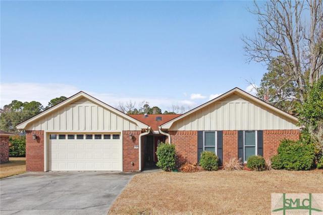 210 Cullen Drive, Pooler, GA 31322 (MLS #184507) :: Coastal Savannah Homes