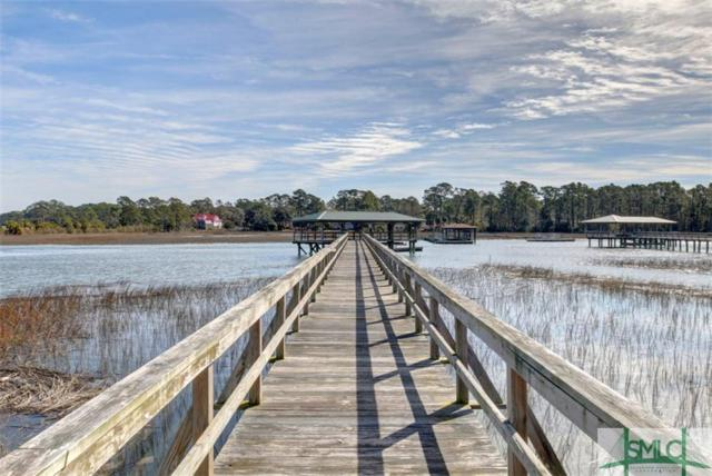 16 Marsh Harbor Drive N, Savannah, GA 31410 (MLS #184509) :: The Robin Boaen Group