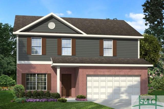 1294 Windrow Drive, Hinesville, GA 31313 (MLS #184513) :: Coastal Savannah Homes