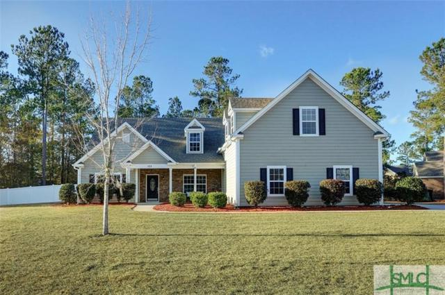 123 Ruby Trail, Guyton, GA 31312 (MLS #184514) :: Coastal Savannah Homes