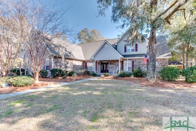 133 Royal Oak Drive, Guyton, GA 31312 (MLS #184519) :: Coastal Savannah Homes