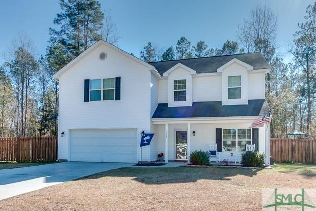 112 Sterling Drive, Rincon, GA 31326 (MLS #184545) :: Coastal Savannah Homes