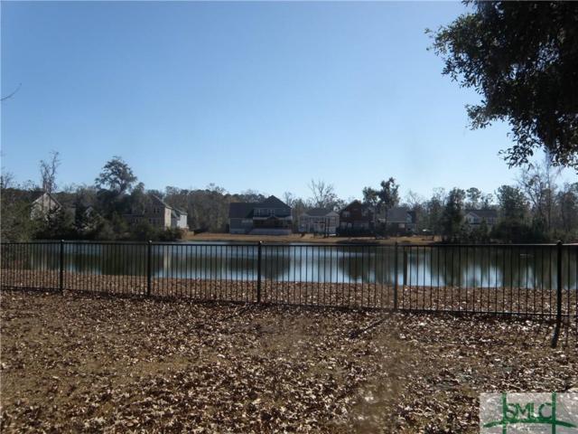 17 Lee Hall Drive, Savannah, GA 31419 (MLS #184550) :: Coastal Savannah Homes