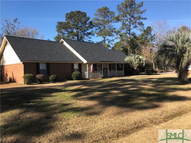 96 Braclakin Road, Richmond Hill, GA 31324 (MLS #184555) :: Coastal Savannah Homes