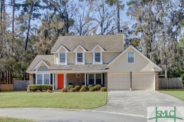 128 Windfield Drive, Savannah, GA 31406 (MLS #184558) :: Coastal Savannah Homes