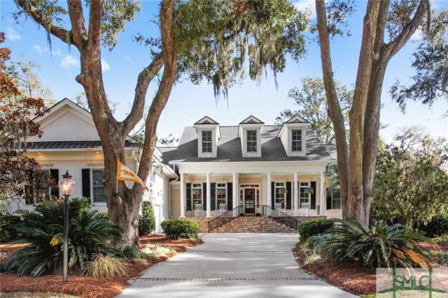 11 Seawatch Drive, Savannah, GA 31411 (MLS #184580) :: Coastal Savannah Homes