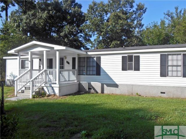 111 Cedarbrook Drive, Savannah, GA 31405 (MLS #184596) :: Coastal Savannah Homes