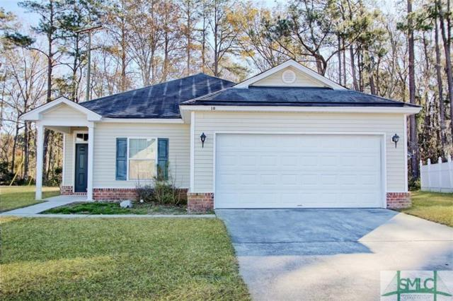 109 Alexander Way, Richmond Hill, GA 31324 (MLS #184631) :: Coastal Savannah Homes