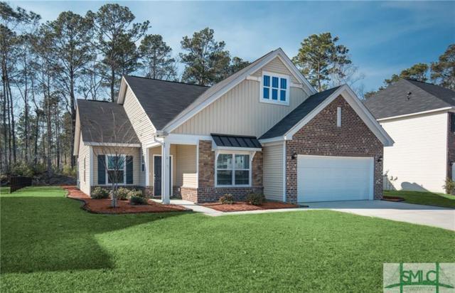 1190 Garden Hills Loop, Richmond Hill, GA 31324 (MLS #184652) :: Coastal Savannah Homes
