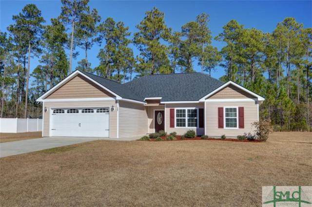 123 Greystone Drive, Guyton, GA 31312 (MLS #184667) :: Coastal Savannah Homes
