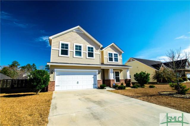 191 Carlisle Way, Savannah, GA 31419 (MLS #184673) :: Coastal Savannah Homes