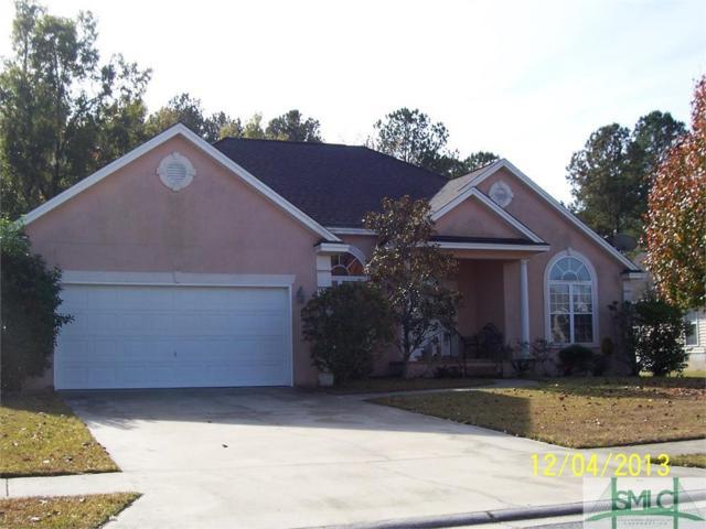 444 Young Way, Richmond Hill, GA 31324 (MLS #184682) :: Coastal Savannah Homes