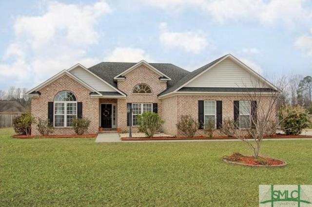 1507 Mansfield Road, Statesboro, GA 30458 (MLS #184683) :: Coastal Savannah Homes