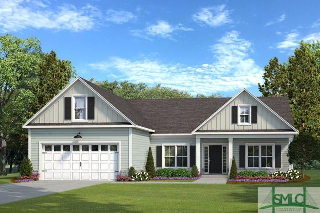 104 Oakdene Road, Pooler, GA 31322 (MLS #184684) :: Coastal Savannah Homes