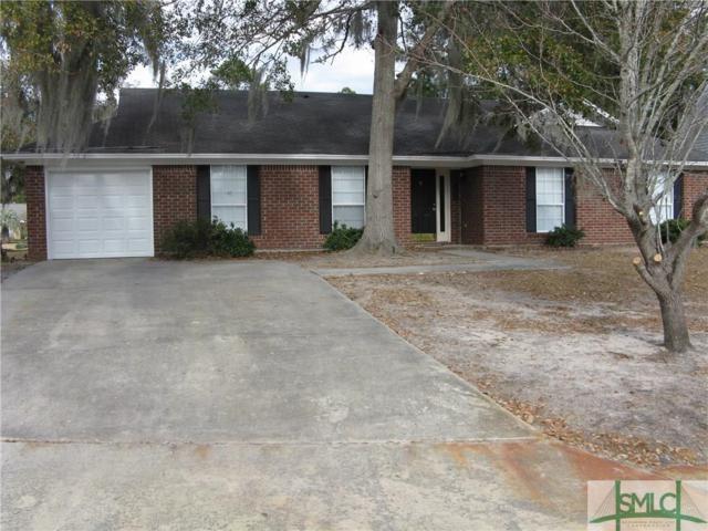 172 Bordeaux Lane, Savannah, GA 31419 (MLS #184685) :: Coastal Savannah Homes