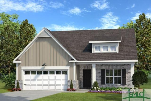 4 Ashstead Lane, Pooler, GA 31322 (MLS #184712) :: Coastal Savannah Homes