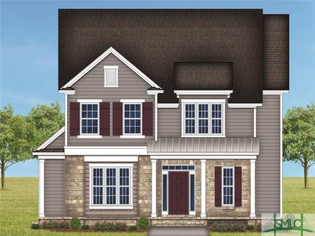 135 Wildlife View Court S, Richmond Hill, GA 31324 (MLS #184717) :: Coastal Savannah Homes