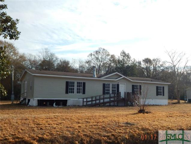 155 Cathy Road, Ludowici, GA 31316 (MLS #184721) :: The Arlow Real Estate Group