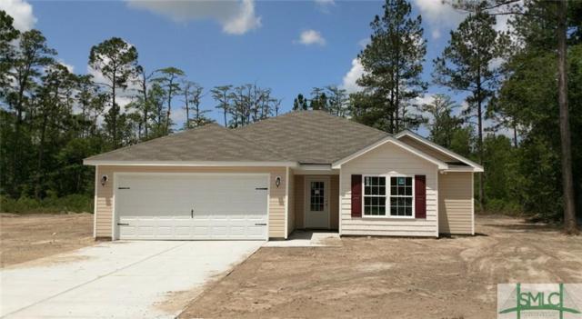 008 Stillwell Road, Springfield, GA 31329 (MLS #184725) :: Coastal Savannah Homes