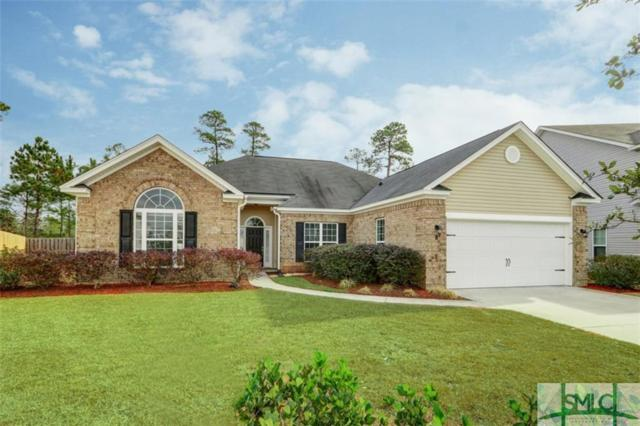 8 Harmony Court, Pooler, GA 31322 (MLS #184731) :: Coastal Savannah Homes