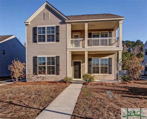 82 Westbourne Way, Savannah, GA 31407 (MLS #184737) :: Coastal Savannah Homes