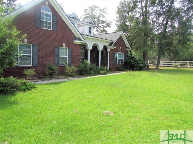 1118 Chimney Road, Rincon, GA 31326 (MLS #184858) :: Coastal Savannah Homes