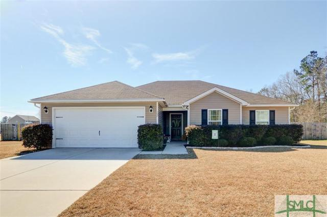 102 Laurel Lane, Guyton, GA 31312 (MLS #184865) :: Coastal Savannah Homes
