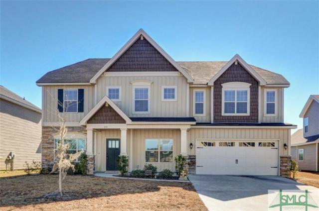 39 Telford Street, Savannah, GA 31322 (MLS #184900) :: Coastal Savannah Homes