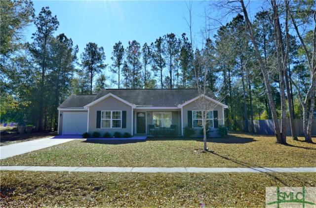103 Pine Thicket Way, Springfield, GA 31329 (MLS #184923) :: Coastal Savannah Homes