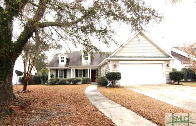 107 Misty Morning Way, Savannah, GA 31419 (MLS #184936) :: Coastal Savannah Homes