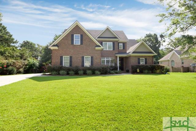 351 Chastain Circle, Richmond Hill, GA 31324 (MLS #184974) :: Coastal Savannah Homes