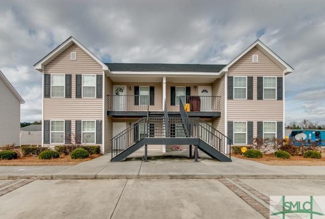 59 Bearing Circle, Port Wentworth, GA 31407 (MLS #184995) :: Coastal Savannah Homes