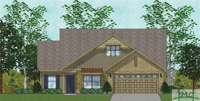 33 Mccrady Drive, Richmond Hill, GA 31324 (MLS #185044) :: Coastal Savannah Homes