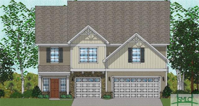 48 Tarbert Cut, Richmond Hill, GA 31324 (MLS #185045) :: Coastal Savannah Homes