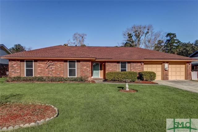 58 Red Fox Drive, Savannah, GA 31419 (MLS #185100) :: Coastal Savannah Homes