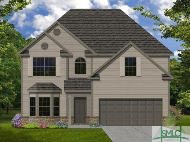 1089 Marne Boulevard, Hinesville, GA 31313 (MLS #185101) :: Coastal Savannah Homes