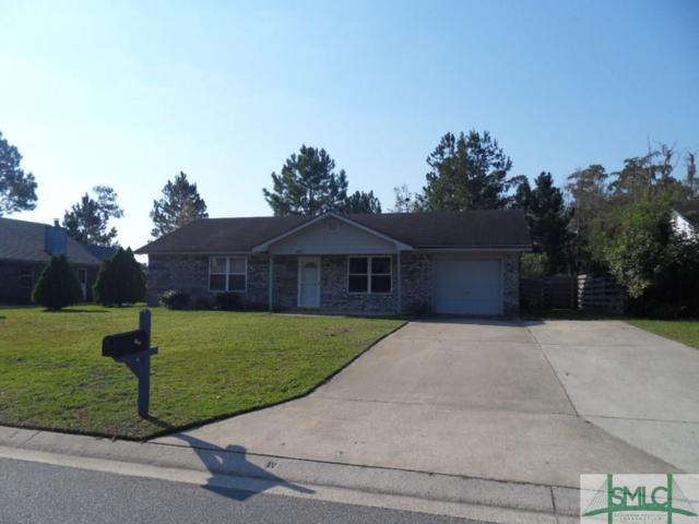 1071 Desert Shield Street, Hinesville, GA 31313 (MLS #185104) :: Coastal Savannah Homes