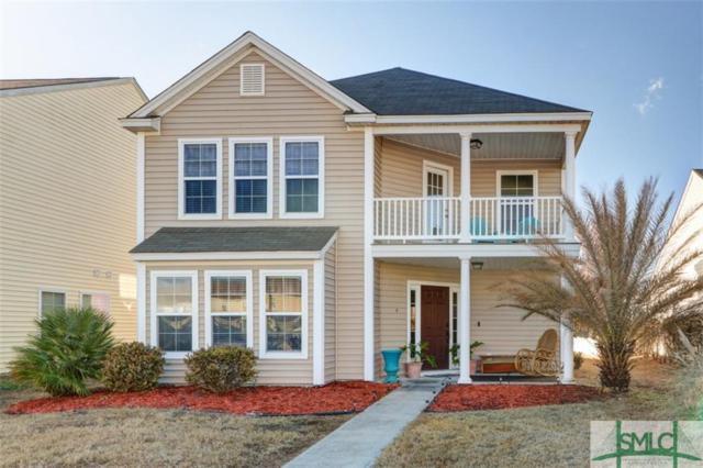 4 Timber Crest Court, Pooler, GA 31407 (MLS #185117) :: Coastal Savannah Homes