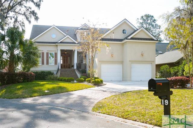 19 Coventry Close, Savannah, GA 31411 (MLS #185129) :: Coastal Savannah Homes