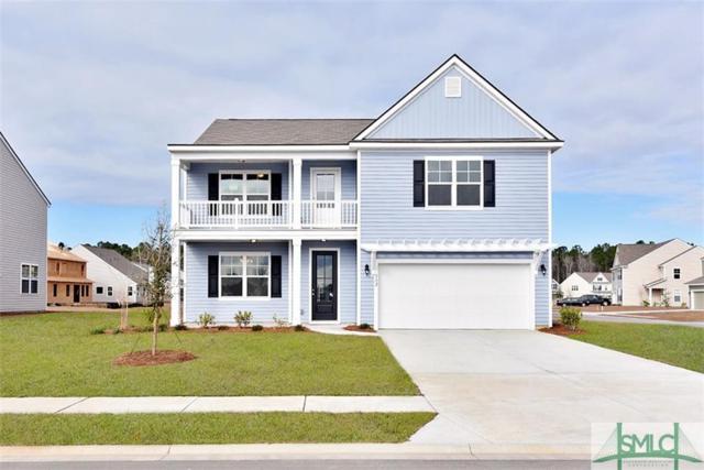 102 Bushwood Drive, Savannah, GA 31407 (MLS #185143) :: Coastal Savannah Homes