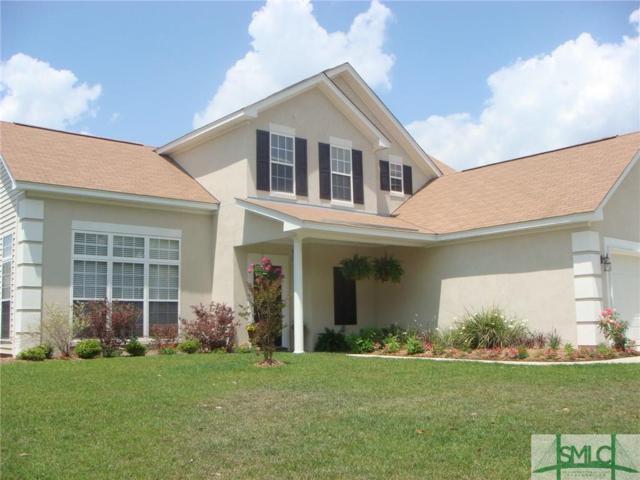4 Sandstone Court, Savannah, GA 31419 (MLS #185156) :: Coastal Savannah Homes