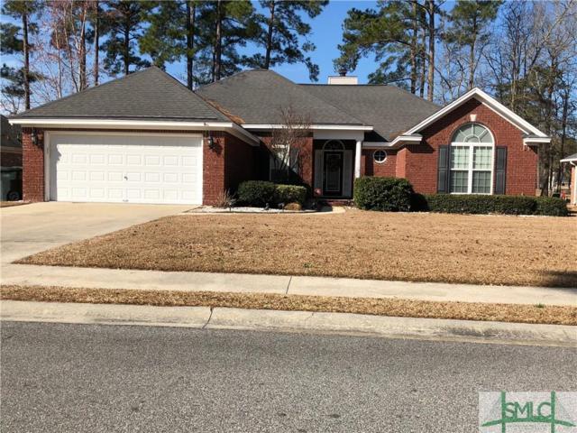 552 Marshview Drive, Richmond Hill, GA 31324 (MLS #185159) :: The Arlow Real Estate Group