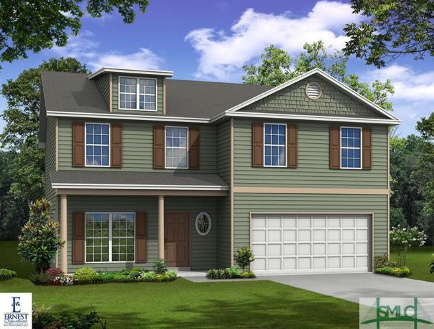 130 James Drive, Richmond Hill, GA 31324 (MLS #185171) :: Coastal Savannah Homes